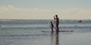 paddle board pair