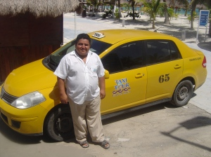 Taxi mahahual
