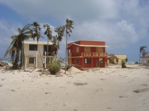 casitas from road