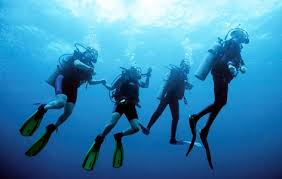 group divers