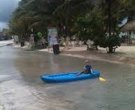 malecon rain kayak