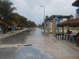 malecon rain tropicante