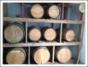 cocos barrels