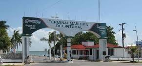 Chetumal port
